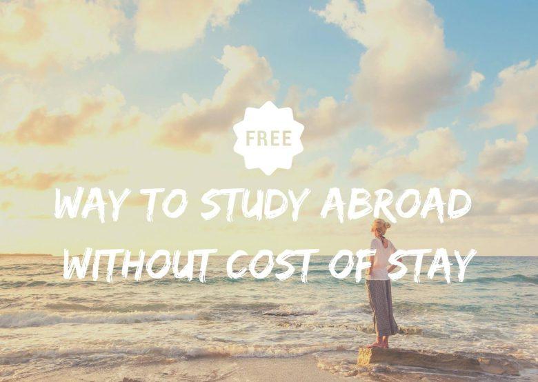 滞在費0円で留学する方法 | RYUGAKU POST