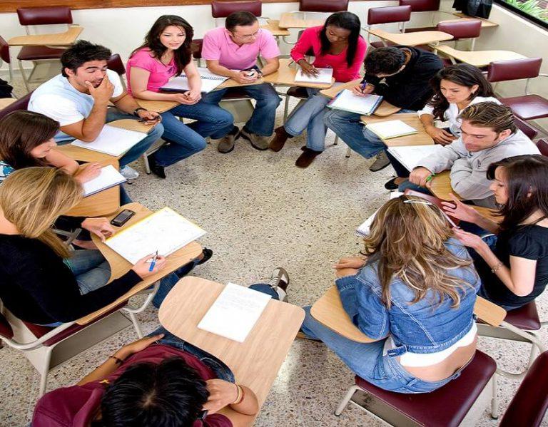 アメリカの大学の授業はディスカッションが中心