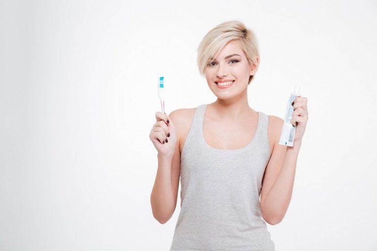 アメリカの歯ブラシ事情