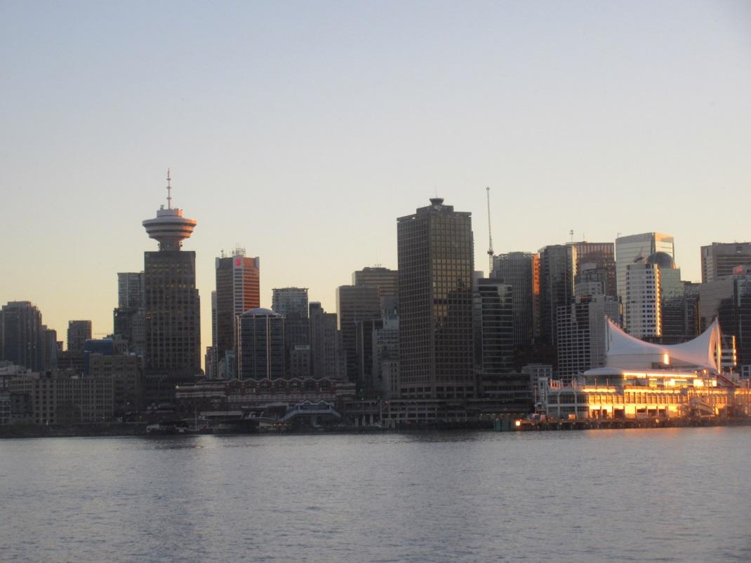 カナダ移住、就職