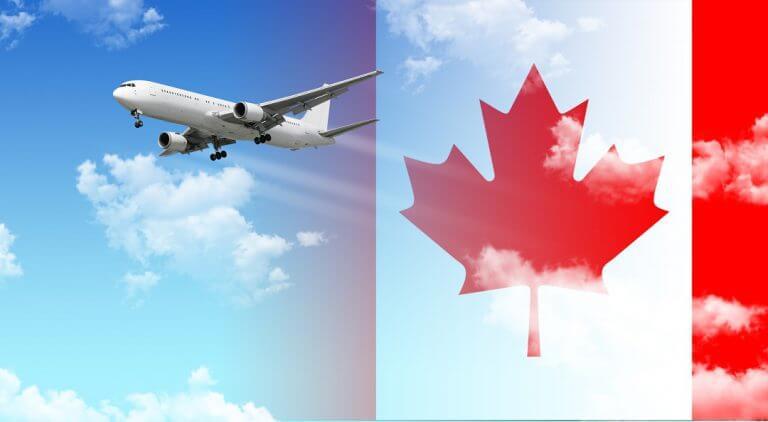 カナダ入国の持ち物