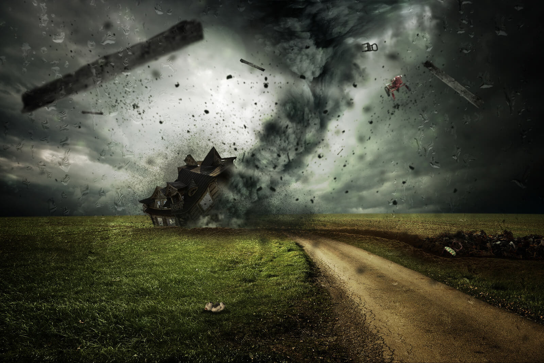 留学先で台風に遭遇したら?